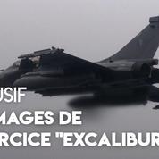 Exercice «Excalibur» : comment l'armée de l'air se prépare à un raid nucléaire