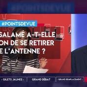 Léa Salamé a-t-elle raison de se retirer de l'antenne ?