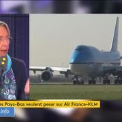 Air France-KLM : «On ne va pas rentrer dans cette escalade», affirme Elisabeth Borne