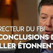 États-Unis: l'ex-directeur du FBI s'étonne des conclusions du rapport Mueller