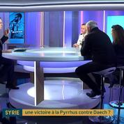 Syrie : une victoire à la Pyrrhus contre Daech ? Nos décrypteurs répondent à vos questions