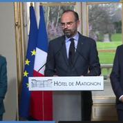 Limogeage du préfet de police, interdiction de manifester... : découvrez les annonces d'Édouard Philippe