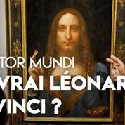 Le Salvador Mundi, un vrai Léonard de Vinci ?
