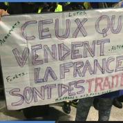 «Gilets jaunes» : un flashmob à Roissy contre la privatisation d'ADP