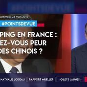 Xi Jinping en Europe : avez-vous peur des Chinois ?