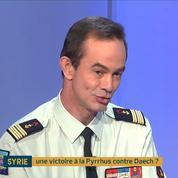 La France a t-elle eu la bonne stratégie pour lutter contre Daech ? La version de l'Etat-Major des Armées