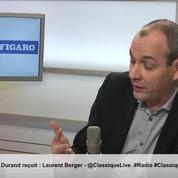 Laurent Berger est l'invité de la matinale Radio Classique - Le Figaro