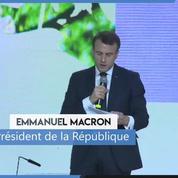 Alliance solaire internationale : Macron annonce 500 millions d'euros d'engagement supplémentaire