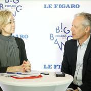 Hugues Le Bret (Compte Nickel): «52% de nos clients sont sous le seuil de pauvreté» - Big Bang Eco du Figaro 2019