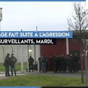 Condé-sur-Sarthe : les surveillants bloquent la prison