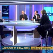 Aéroports privatisés : une bonne opération ? Nos décrypteurs répondent aux internautes