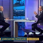 Les défis pour l'agriculture française analysés par Eric de la Chesnais