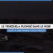 Le Venezuela plongé dans le noir suite à une panne géante d'électricité
