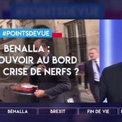 Benalla/Sénat : le pouvoir au bord de la crise de nerf ?