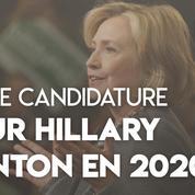 Hillary Clinton : «Je ne me présente pas» en 2020