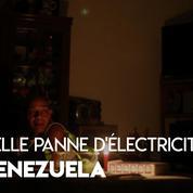 Venezuela : une nouvelle panne d'électricité paralyse le pays