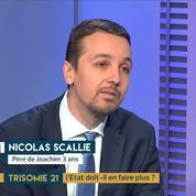 Le quotidien d'un enfant trisomique : le témoignage de Nicolas Scallie