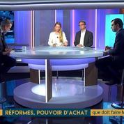 Réformes, pouvoir d'achat : que doit faire Macron ? Nos décrypteurs répondent aux internautes