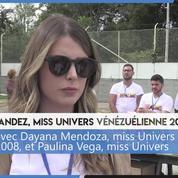 Venezuela: des collectes humanitaires organisées par des miss Univers