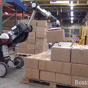 Boston Dynamics Handle : le robot capable de soulever des colis de 15 kilos