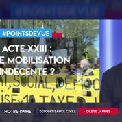 Gilets jaunes : une mobilisation indécente ?