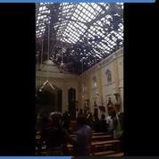 Attentats au Sri Lanka : les premières images après les explosions