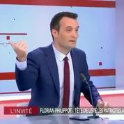 Florian Philippot estime que le Rassemblement National est «rentré dans le système»