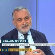 Témoignages d'anciens de l'ENA : l'analyse d'Arnaud Teyssier