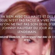 Non Stop People - Leaticia Hallyday attaquée sur son rôle de maman : Hélène Darroze se confie