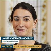 Les annonces économiques de Macron : La réaction d'Agnès Verdier-Molinié
