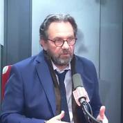 «L'ISF a mis à genoux une partie de notre économie», estime Frédéric Lefebvre