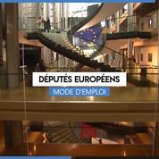 Député européen : mode d'emploi
