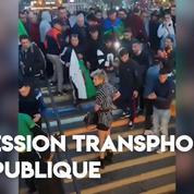 Paris: une agression transphobe à la manifestation anti-Bouteflika
