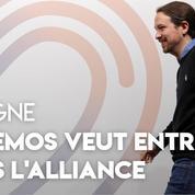 Espagne : Podemos est «une force politique essentielle» pour une coalition, estime Pablo Iglesias