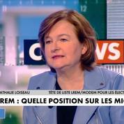 Loiseau: «Je suis sûre que les ONG sont sincères, mais je suis sûre que les passeurs en profitent»