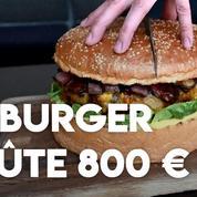 A Tokyo, un burger à 800 euros pour célébrer le nouvel empereur
