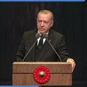 Génocide arménien : Erdogan accuse la France de «génocide» au Rwanda et en Algérie
