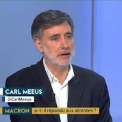 Macron : quels changements politiques ? Le point de vue de Carl Meeus