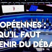 Européennes : tout ce qu'il faut retenir du débat des têtes de listes