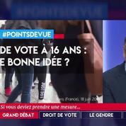 Droit de vote à 16 ans : une bonne idée ?