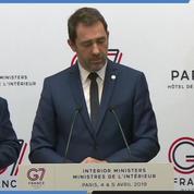 Castaner: «Les ONG ont pu se faire complices des passeurs» de migrants