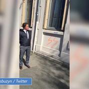 Lyon : des tags antisémites sur les murs du CHU