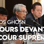 Carlos Ghosn: ses avocats vont porter un recours à la Cour suprême