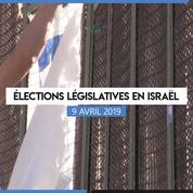 Les Israéliens votent pour les élections législatives