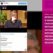 Non Stop People - Burger Quiz : Alain Chabat fait son retour à la présentation sur TMC