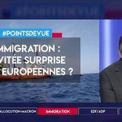 Immigration : l'invitée surprise des européennes ?