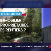 Immobilier : les propriétaires sont-ils des rentiers ?
