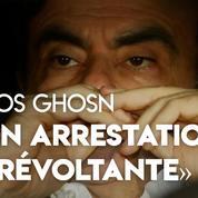 Carlos Ghosn : «Mon arrestation est révoltante et arbitraire»