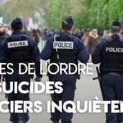 Deux syndicats alertent sur les suicides de policiers