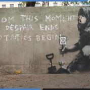 Banksy : une nouvelle œuvre lui est attribuée à Londres